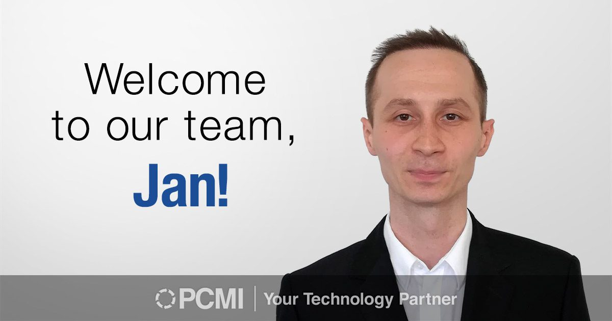 welcome to our team Jan