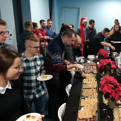 Poland's Holiday Party
