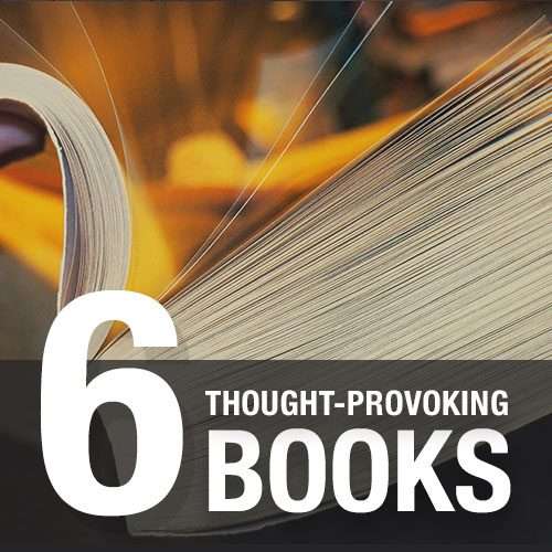 6 thought-provoking books PCMI's leaders have read