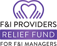 F&I Providers Relief Fund logo